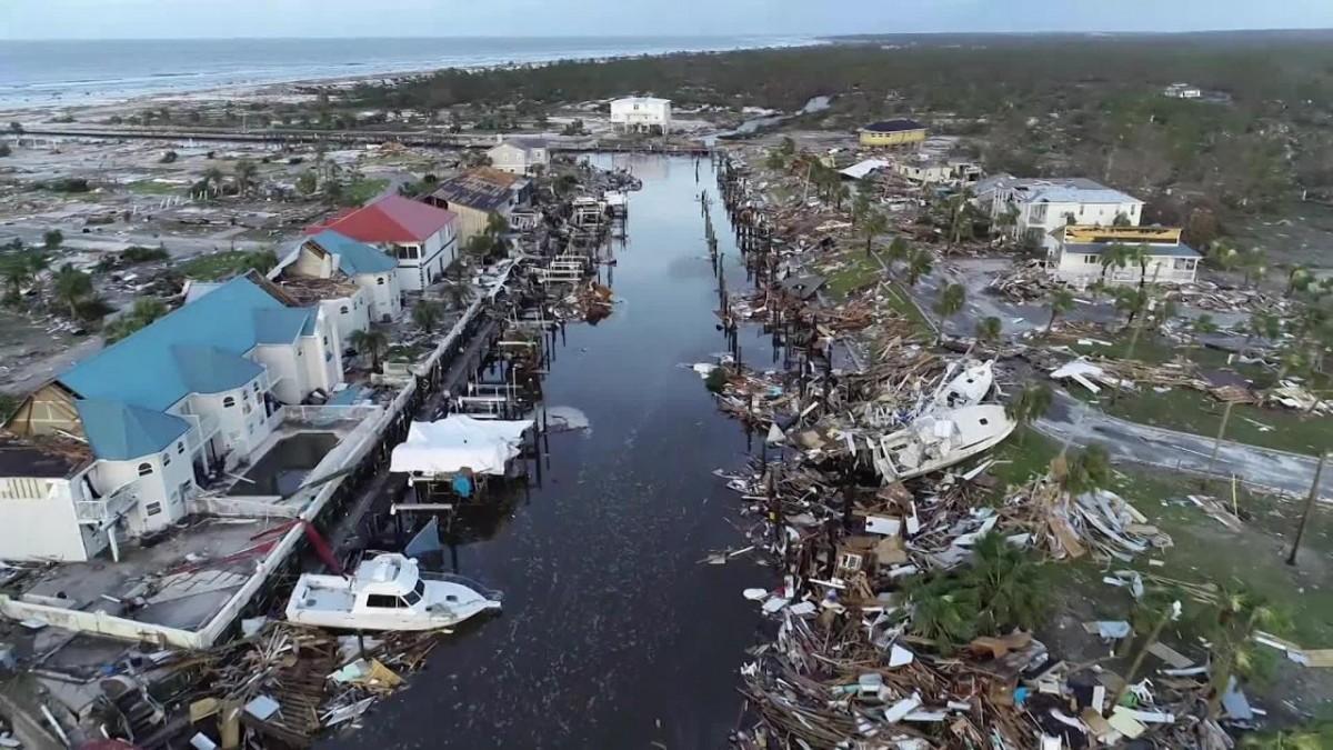 climate denial, climate deniers, Rick Scott, climate impacts, carbon emissions, Florida underwater, Hurricane Michael, Paris climate treaty, Donald Trump, climate catastrophe