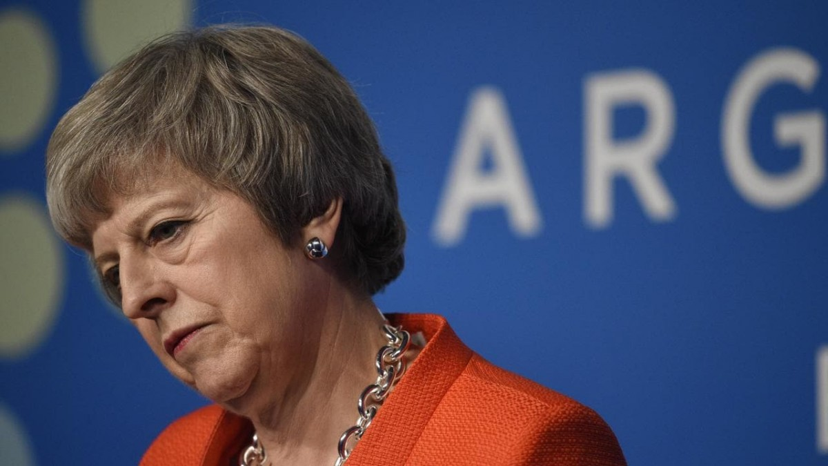 Brexit, Brexit opposition, Theresa May, Jeremy Corbyn, no-deal Brexit