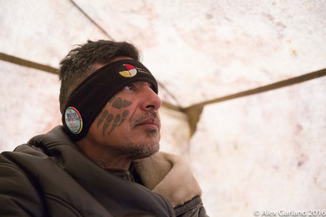 Dakota Access Pipeline, Standing Rock, Alex Garland, Bakken pipeline, North Dakota