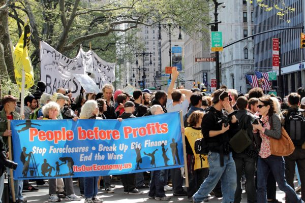 people's movement, financial crash, economic democracy, Green New Deal, Beyond Extreme Energy