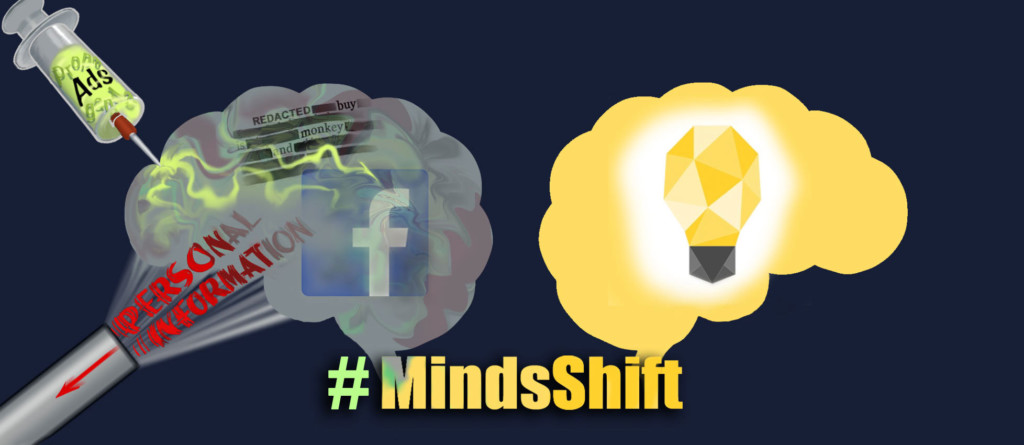 Minds, anti-Facebook, crypto social network, surveillance programs, social media addiction