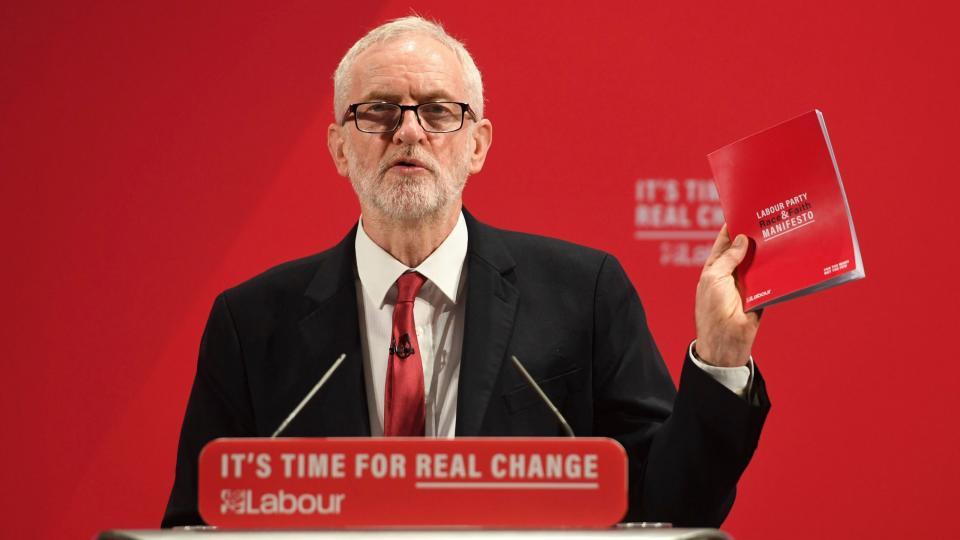 Labour Party, Jeremy Corbyn, populism, Labour defeat, Boris Johnson