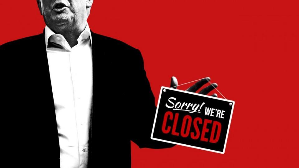 government shutdown, Trump shutdown, government regulations