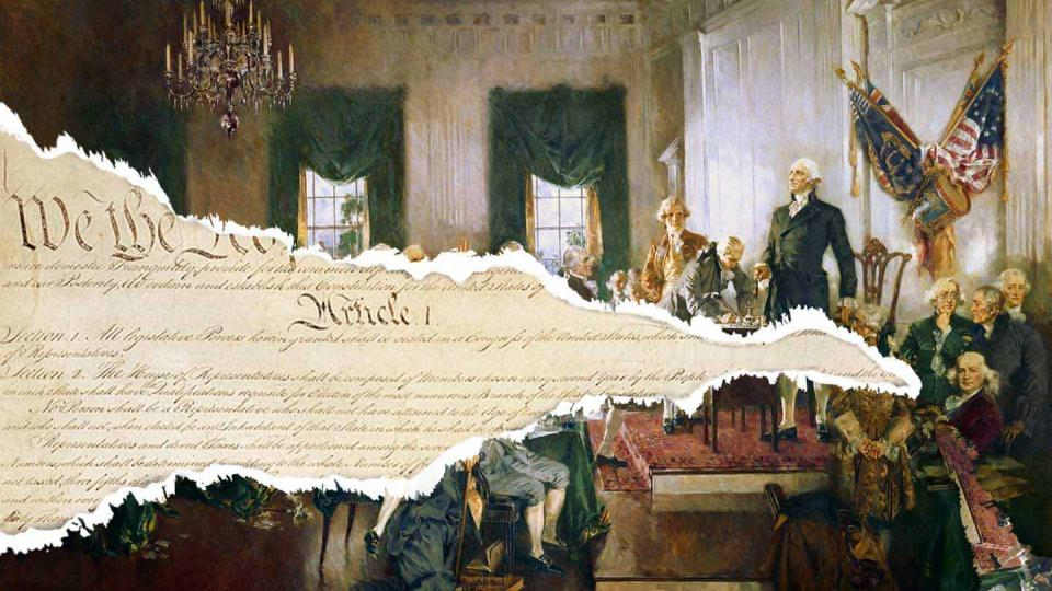 U.S. Constitution, constitutional changes, Constitutional Convention, Electoral College, progressives, Citizens United, Voting Rights Act, gerrymandering, voter suppression