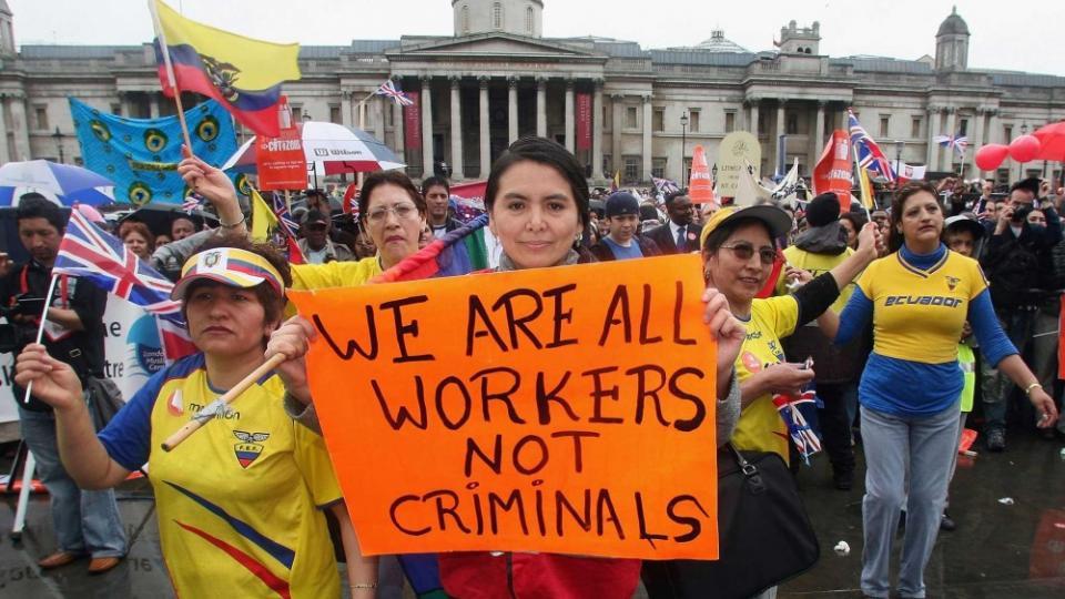 anti-immigration policy, Eastern Europe xenophobia, anti-immigrant movement, E.U. refugee policy, migrant crisis