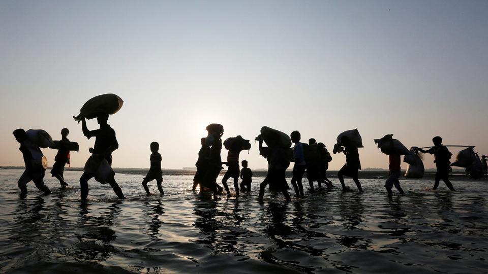 migrant crisis, climate-induced migration, climate chaos, drought, flooding, climate impacts, carbon emissions, climate crisis