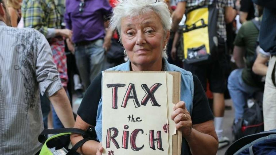Republican tax reform, tax cuts for the rich, American Action Network, Koch brothers, Americans for Prosperity, Heritage Foundation, wealth inequality