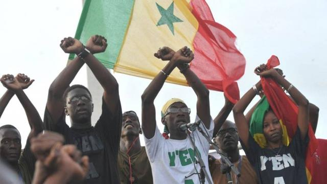 Senegal protests, Y'en A Marre movement, New Type of Senegalese, African social protests, economic justice, ending corruption, African protest movements, Senegal democratic movement