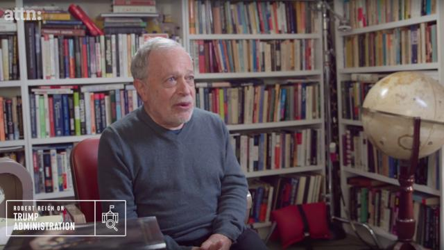 Robert Reich, Trump, Matthew Segal, income inequality, labor unions, federal minimum wage