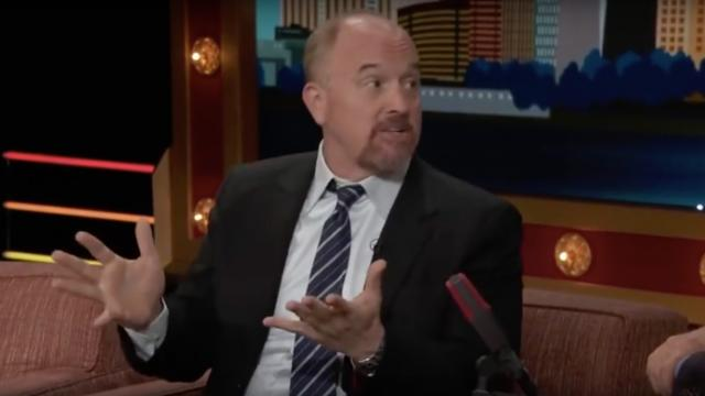 Louis CK, Trump vs. Hillary,