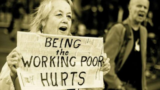 poverty in America, poor Americans, rising poverty, rising inequality
