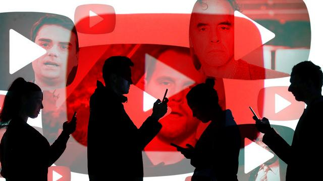 YouTube radicalization, online hate speech, right-wing extremists, internet conspiracy theories, YouTube propaganda, Data & Society Research Institute