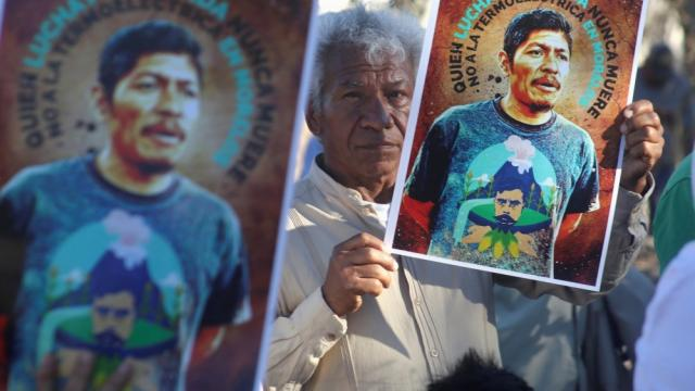 Samir Flores Soberanes, Morelos Comprehensive Project, Mexico activist killings, environmentalist killings, pipeline protests, The Peoples in Defense of Land and Water Front, Andres Manuel López Obrador, Mexico oil pipelines